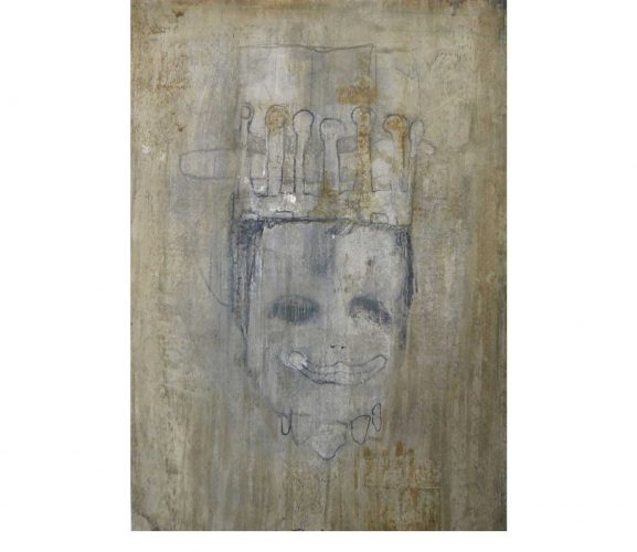 Favorit, Mischtechnik auf Papier, 29,7x21 cm, 2016
